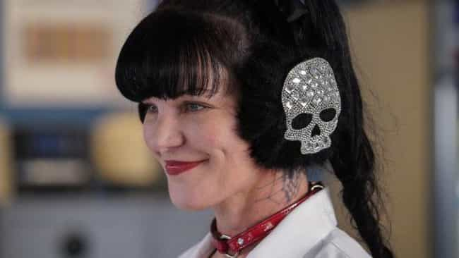 Abby Sciuto is listed (or ranked) 1 on the list The Most Memorable Goths In TV History