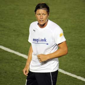 Abby Wambach is listed (or ranked) 1 on the list Famous Lesbian Athletes