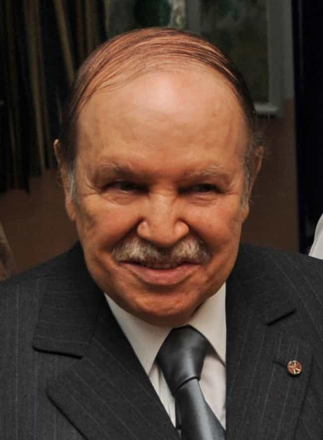 Abdelaziz Bouteflika is listed (or ranked) 3 on the list The Most Important Moments In 2019 International Politics