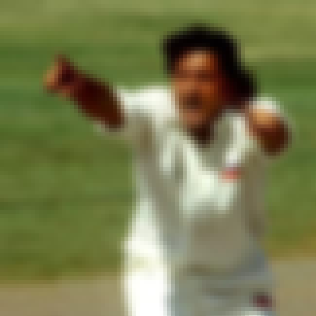 Abdul Qadir is listed (or ranked) 8 on the list List of Famous Cricketers