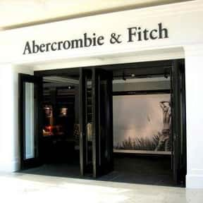 Abercrombie & Fitch is listed (or ranked) 1 on the list Companies Headquartered in Ohio