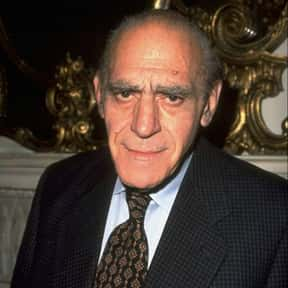 Abe Vigoda is listed (or ranked) 2 on the list Famous People Named Abraham or Abe