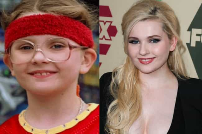 Abigail Breslin is listed (or ranked) 8 on the list Celebrities Who Have Aged the Best