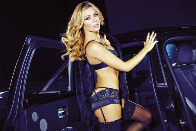Abbey Clancy is listed (or ranked) 9 on the list Faces of Ultimo Lingerie 73f1870bc