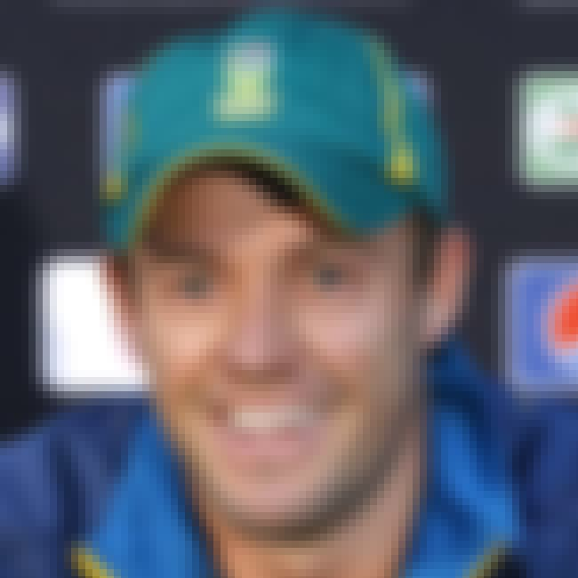 AB de Villiers is listed (or ranked) 2 on the list The Top 10 Handsome Cricketers