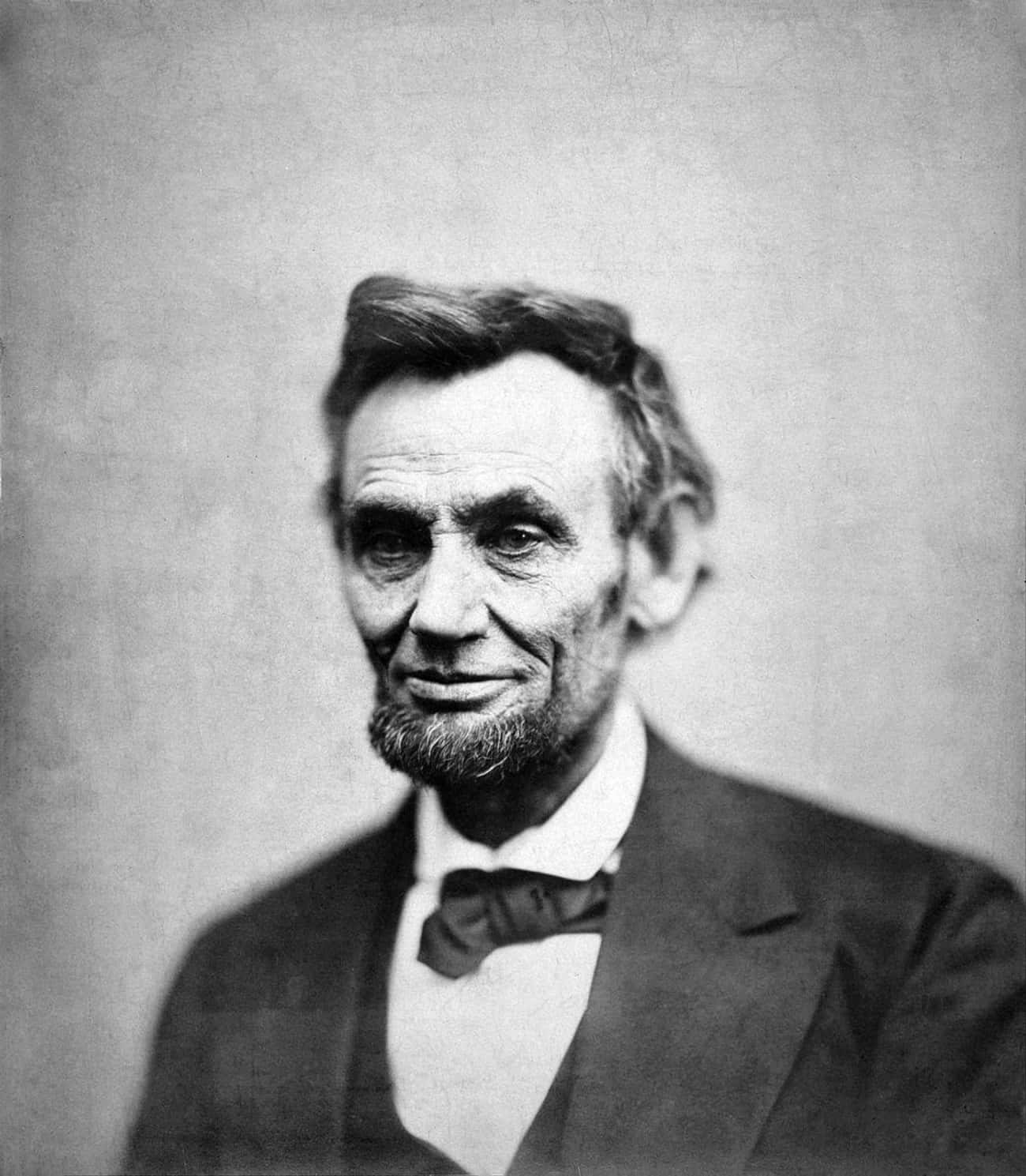 Abraham Lincoln is listed (or ranked) 3 on the list Some Of The Last Known Photos Taken Of 17 Legendary Historical Figures