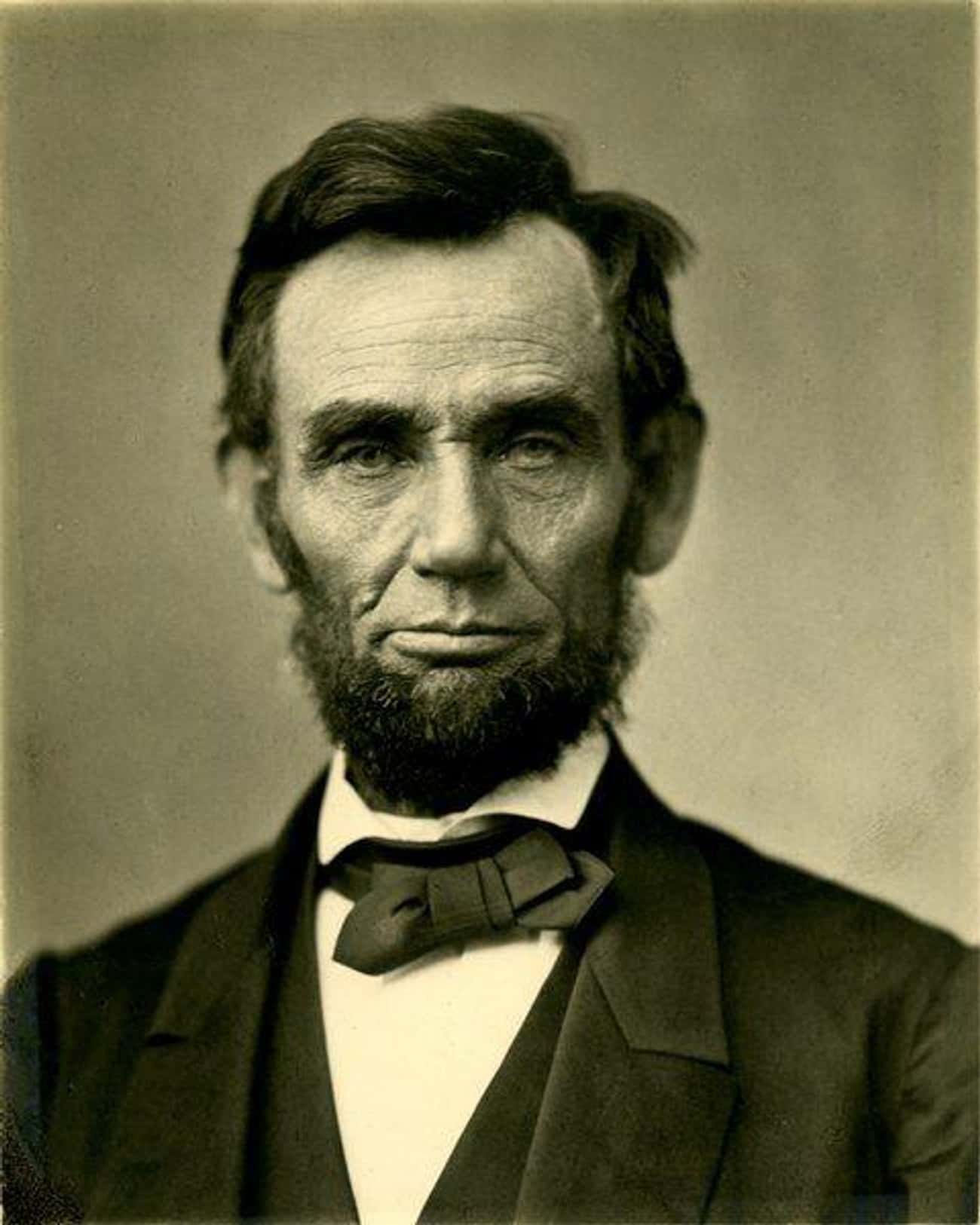 Abraham Lincoln is listed (or ranked) 2 on the list 21 Politicians Who Were Assassinated