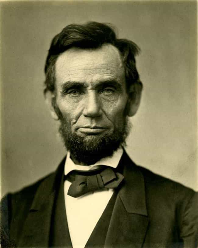 Abraham Lincoln is listed (or ranked) 6 on the list The Signature Afflictions Of Historical Figures