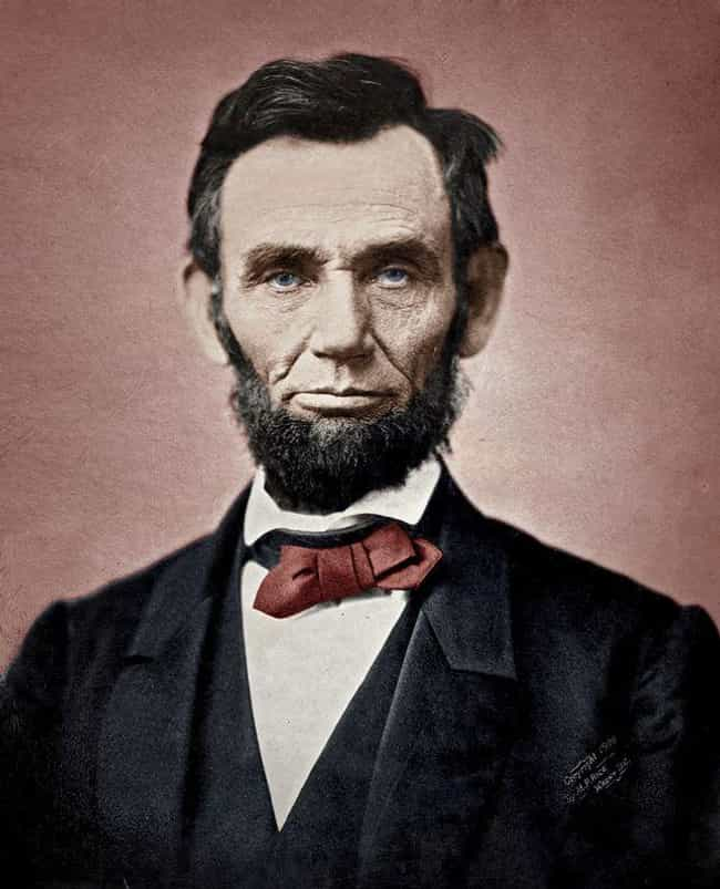Abraham Lincoln is listed (or ranked) 3 on the list 31 Celebrities Who Died Without a Will