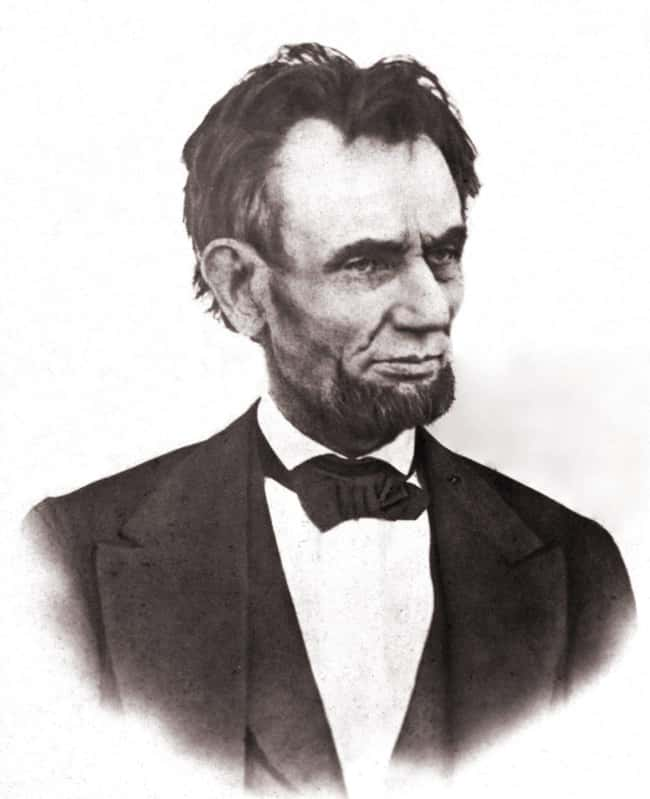 Abraham Lincoln is listed (or ranked) 32 on the list The Last Known Photos of 52 Famous People