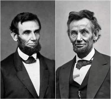 Abraham Lincoln is listed (or ranked) 2 on the list U.S. Presidents Before and After Major Historical Events