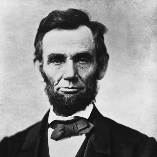 Abraham Lincoln is listed (or ranked) 4 on the list Historical Figures Possibly Or Definitely Affected By Syphilis