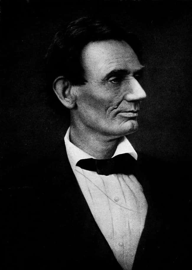 Abraham Lincoln is listed (or ranked) 16 on the list Every U.S. President & Every Medical Problem They've Ever Had