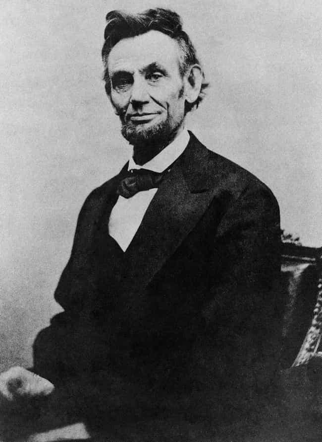 Abraham Lincoln is listed (or ranked) 4 on the list The 5 Most Outrageous Sex Rumors About History's Biggest Players