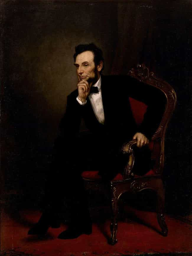 Abraham Lincoln is listed (or ranked) 2 on the list All the Presidential Portraits, Ranked