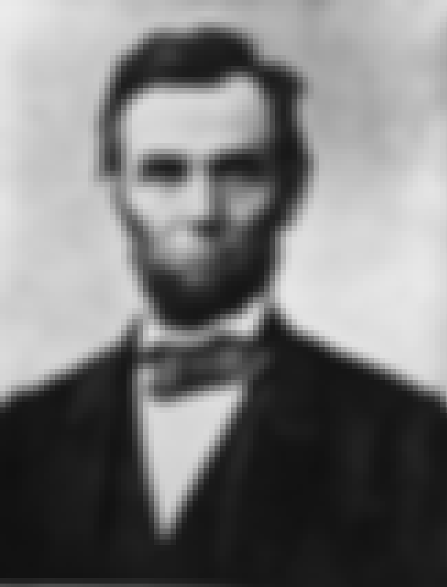 Abraham Lincoln is listed (or ranked) 2 on the list 6 US Presidents Who Have Ties To The Supernatural