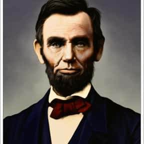 Abraham Lincoln is listed (or ranked) 4 on the list Famous Lawyers from the United States