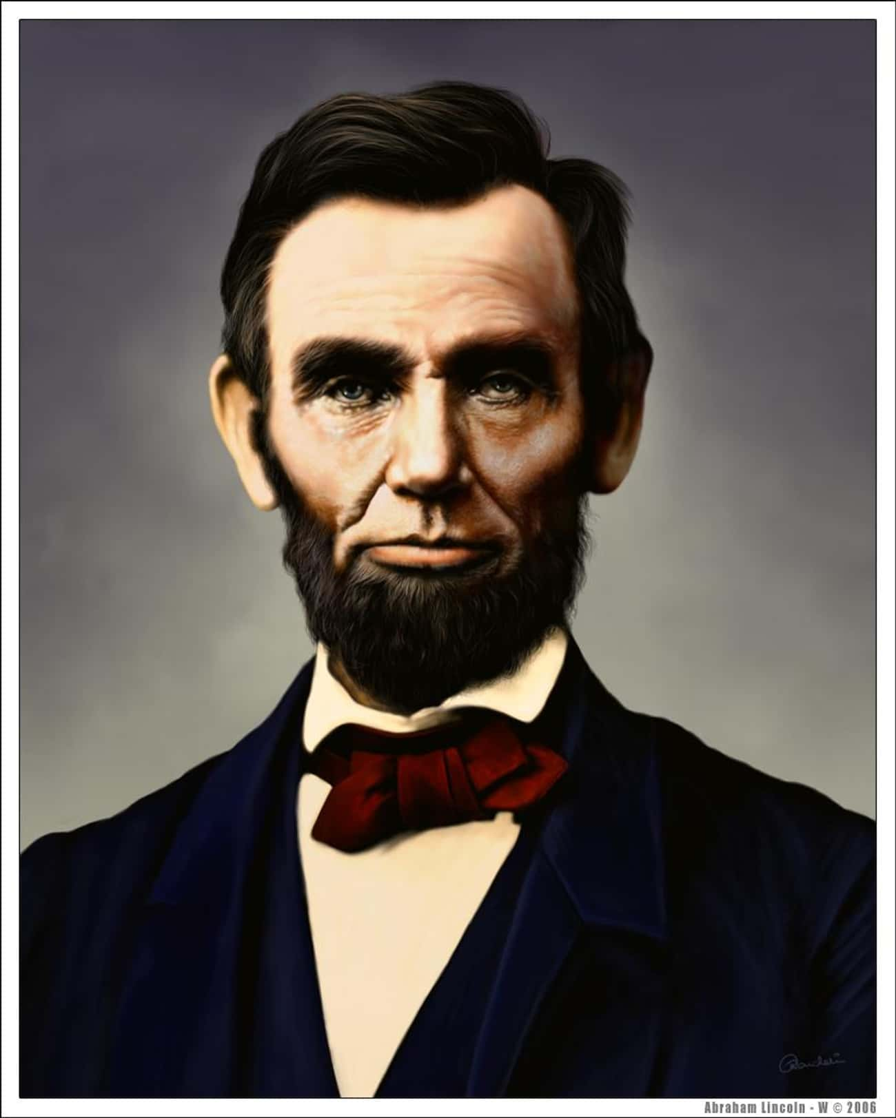 Abraham Lincoln Was An Aquariu is listed (or ranked) 2 on the list Here Are The Zodiac Signs For 16 Historical Figures - And What They Reveal About Their Personalities