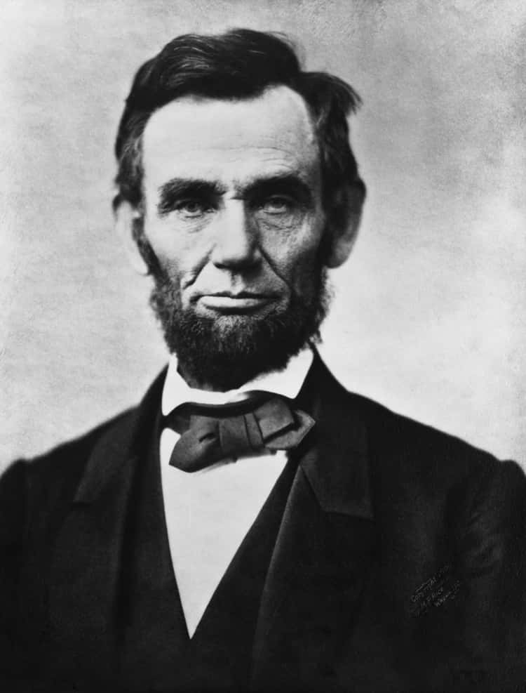 Abraham Lincoln Channeled His Despair To Help Others
