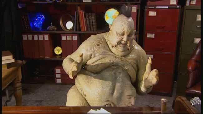 Abzorbaloff is listed (or ranked) 1 on the list All Doctor Who Villains: List of All Doctor Who Enemies