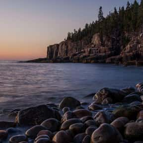 Acadia National Park is listed (or ranked) 13 on the list The Best National Parks in the USA