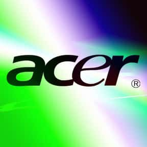 Acer Inc. is listed (or ranked) 6 on the list The Best Laptop Brands