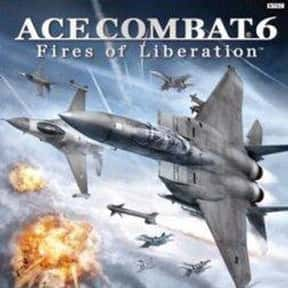 Ace Combat 6: Fires of Liberat is listed (or ranked) 22 on the list The Best Xbox 360 Arcade Games