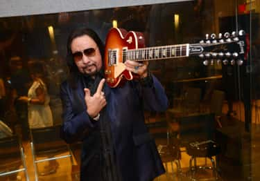 Ace Frehley is listed (or ranked) 1 on the list Famous Theodore Roosevelt High School Alumni