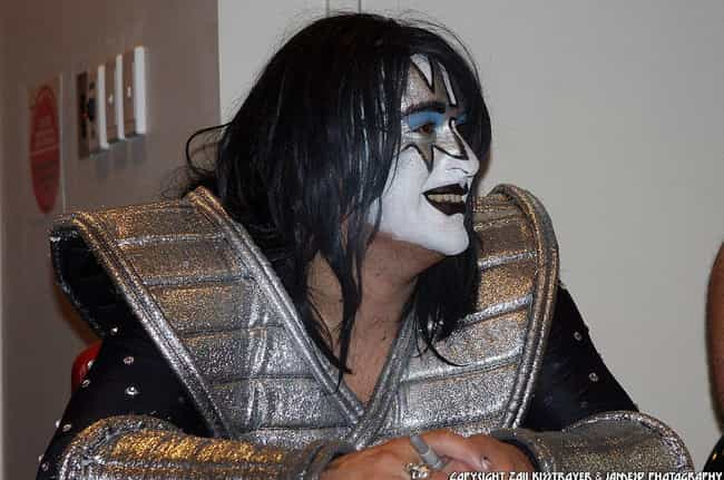Ace Frehley is listed (or ranked) 1 on the list Every Member of KISS, Ranked Best to Worst