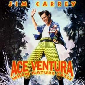 Ace Ventura: When Nature Calls is listed (or ranked) 23 on the list The Funniest Movies About Animals