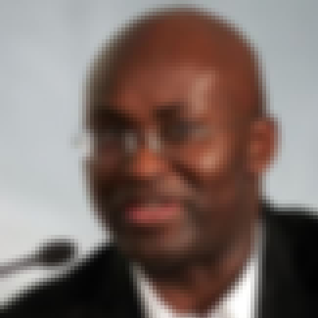 Achille Mbembe is listed (or ranked) 1 on the list The Top Brookings Institution Employees