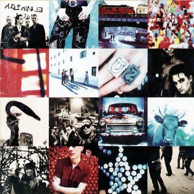 Achtung Baby is listed (or ranked) 2 on the list The Best U2 Albums of All Time