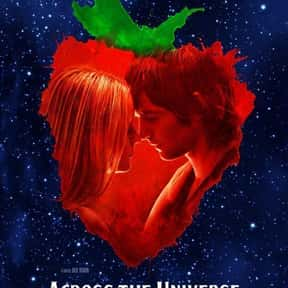 Across the Universe is listed (or ranked) 20 on the list 30+ Great Period Films with a 1960s Aesthetic