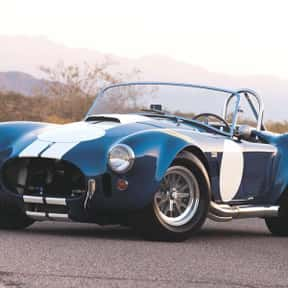 AC Cobra is listed (or ranked) 10 on the list The Ultimate Dream Garage