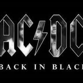 AC/DC is listed (or ranked) 13 on the list The Best Glam Metal Bands