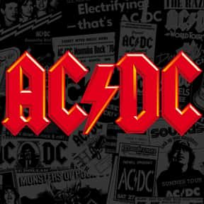 AC/DC is listed (or ranked) 5 on the list The Greatest Musical Artists of the '80s