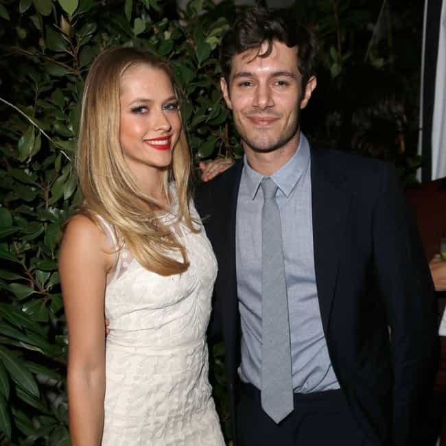 Adam Brody is listed (or ranked) 4 on the list Teresa Palmer Loves and Hookups