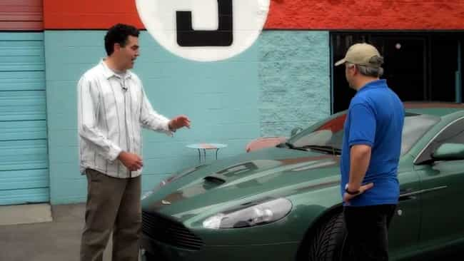 Adam Carolla is listed (or ranked) 1 on the list 40+ Famous People Who Own Aston Martins