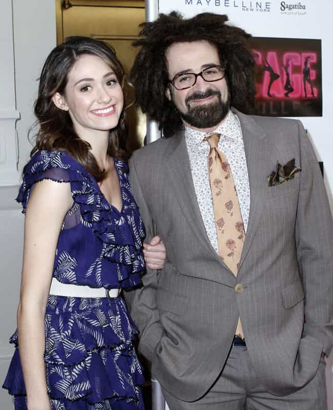 Adam Duritz is listed (or ranked) 3 on the list Emmy Rossum Loves and Hookups