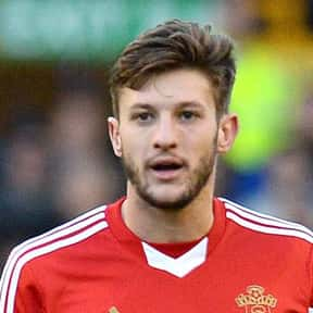 Adam Lallana is listed (or ranked) 8 on the list Famous People Named Adam