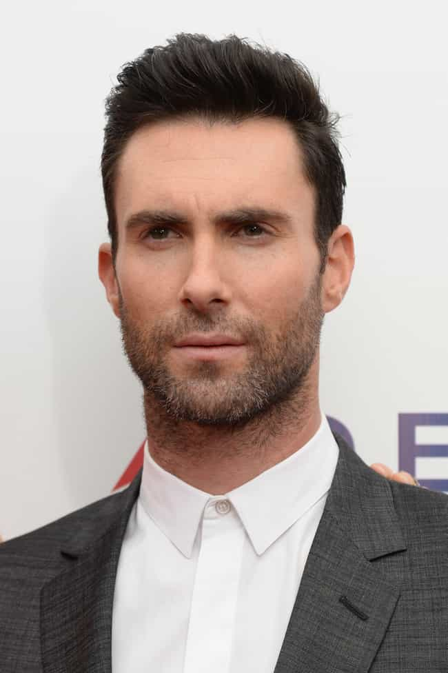 Adam Levine is listed (or ranked) 1 on the list Famous Friends of Natalie Portman