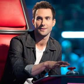 Adam Levine is listed (or ranked) 4 on the list The Worst TV Talent Show Judges Of All Time