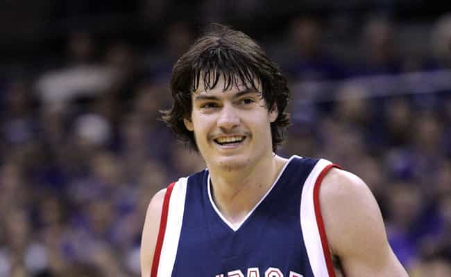 Adam Morrison is listed (or ranked) 1 on the list 26 Famous Athletes Who Are Diabetic