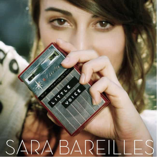 Little Voice is listed (or ranked) 1 on the list The Best Sara Bareilles Albums of All Time