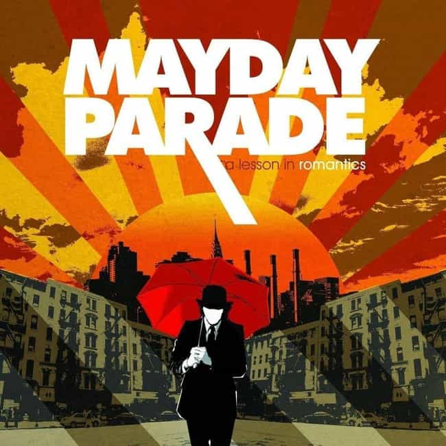 A Lesson in Romantics is listed (or ranked) 1 on the list The Best Mayday Parade Albums, Ranked