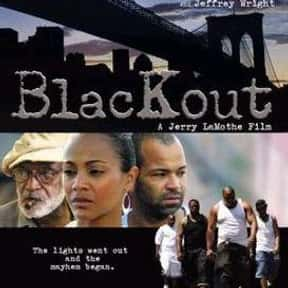 Blackout is listed (or ranked) 9 on the list The Best Jeffrey Wright Movies