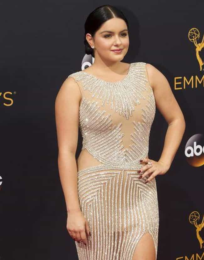 Ariel Winter is listed (or ranked) 3 on the list Celebrities Turning 21 in 2019