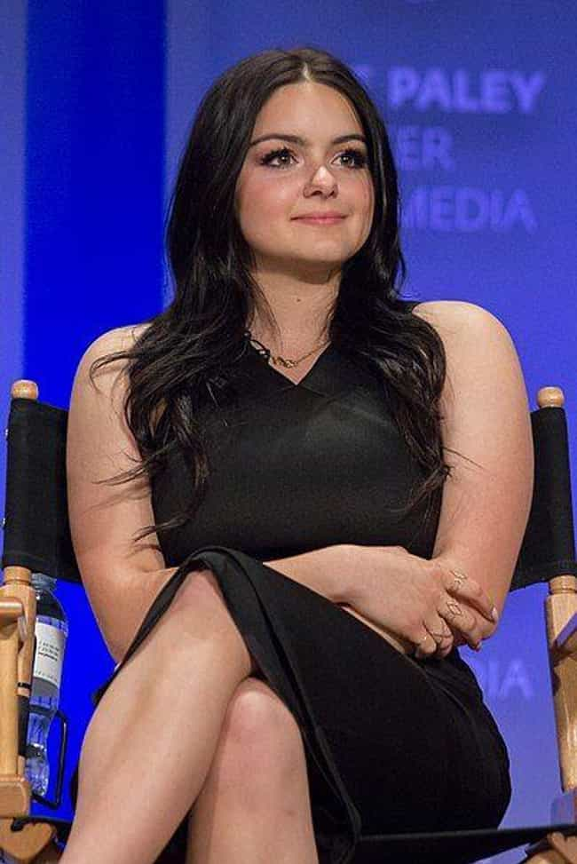 Ariel Winter is listed (or ranked) 1 on the list Celebrities Who Have Had Breast Reduction Surgery