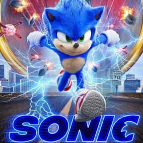 Sonic the Hedgehog is listed (or ranked) 25 on the list The Best New Adventure Movies of the Last Few Years