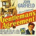Gentleman's Agreement is listed (or ranked) 19 on the list The Best Selling Novels of the 1940s
